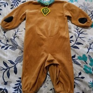 Other - Toddler Scooby Doo Costume